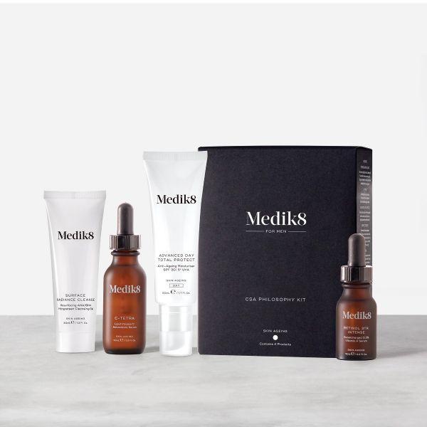 Medik8 For Men CSA Philosophy Kit