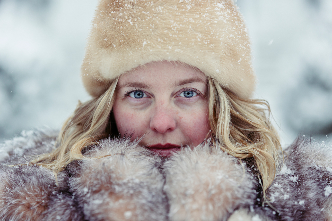 Kuinka suojaat ihosi talvella